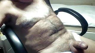 sexy senior bear