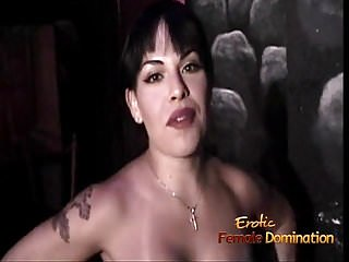 Foxxy love sex Slutty t-girl foxxy really liked being a domina in a porno f