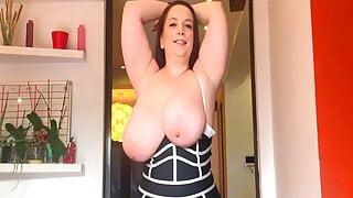 Bouncing Tits 6