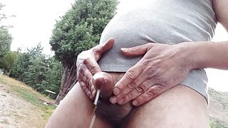 Milking orgasm 34
