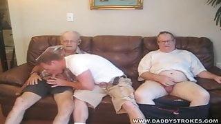 Guy Next Door - 2 mature stepdaddies with the guy next door