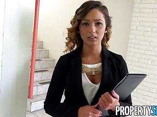 Dick van dyke owner Propertysex - beautiful agent fucks home owner for signature