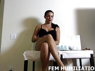 Men cum in womens panties - You have to wear womens panties from now on