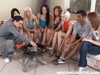 Orgy roulette Spicy roulette