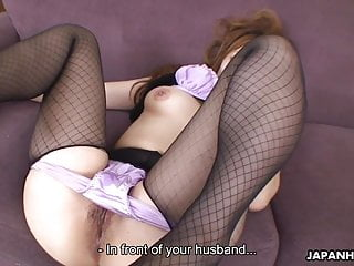 Japanese housewife adult dvd Horny japanese housewife fucked hard in front of her husband