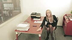 babes - office obsession - pablo ferrari and christen courtn