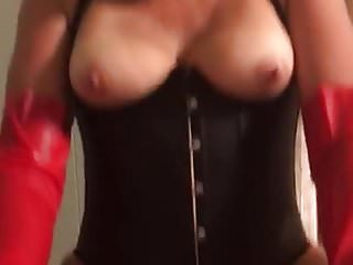 Strap on cumshots video Amateur strap on cum shot