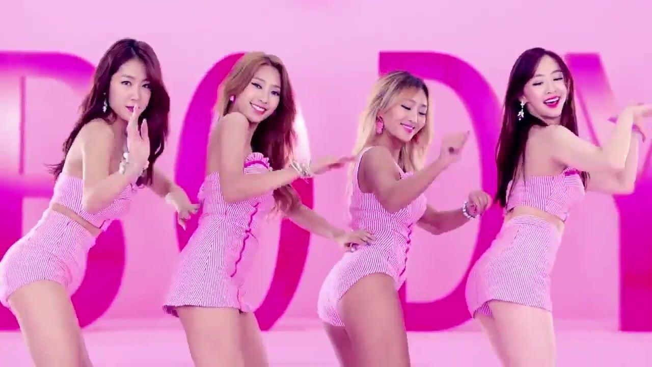 Sexy Women of Kpop