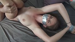 Taped her, fucked her