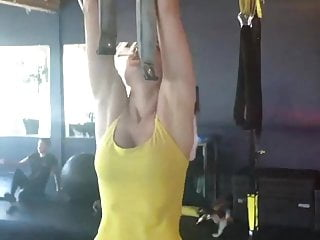 Brie larson nude - Brie larson working out
