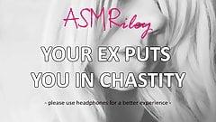 EroticAudio - Your Ex Puts You In Chastity