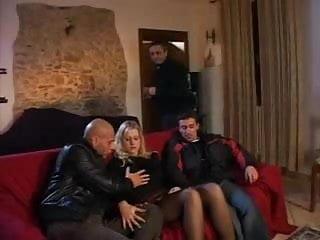 Marco sasso gay tv Sandra de marco black stockings threesome