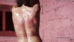 MILF BULLWHIPPING AND CANING
