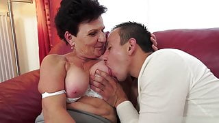 Clotilde allows her nephew to do whatever he wants with her