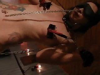 Pleasure bondage - Submissive wife torture and pleasure