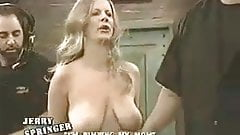 Topless women fighting on Jerry Springer show