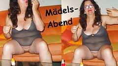 4 mature ladies night with young boy + pelzmausi photo story