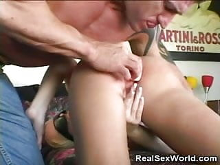 Real world dc video sex - Blindfolded, blowjobs and dildo