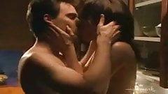 Amy Jo Johnson in Fatal Trust       no nudity