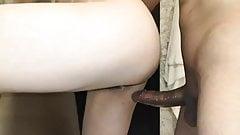 Revenge sex of my exgf with creampy