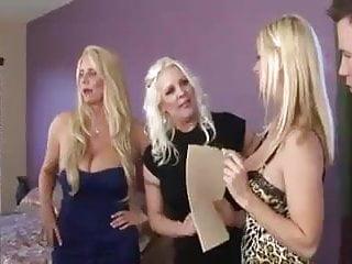 Men and ladys having sex - 3 ladies, lucky men