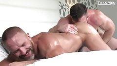 Dirk Caber and Liam Knox (AU P1)