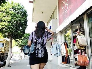 Mini skirt teen gallery Mini black skirt . teen booty 2