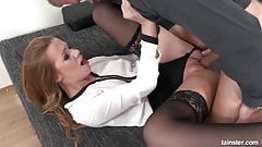 FullyClothedPissing Alexis Crystal
