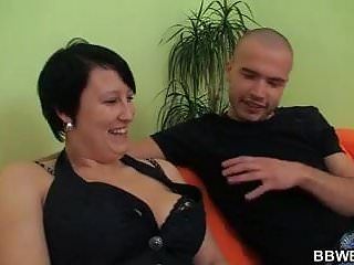 Finger ass cock in pussy Fat girlfriend enjoys pussy fingering and cock riding