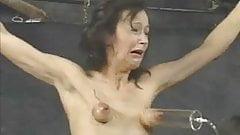 Small tits tied tight