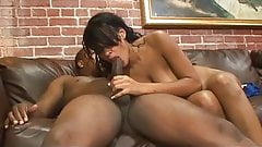 Cuntre Pipes getting into some Young Ebony Cheerleader Pussy