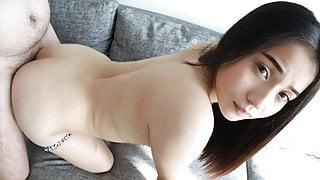 TukTukPatrol, Thai Babe With A Round Booty Gets Fucked Doggystyle