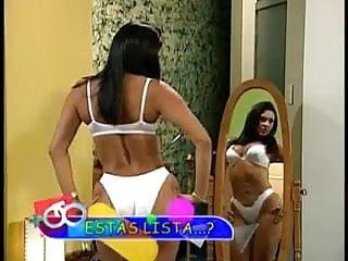 Mainstream actress in porn Mainstream latina cougar actress satin bra panty
