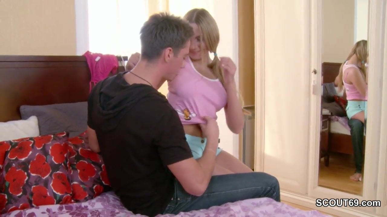 Red Head Fucks Step Brother