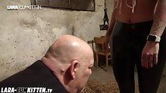 Lara CumKitten - Ich Zerficke Deinen Arsch, SKLAVE