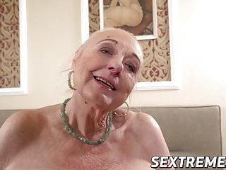 Real Granny Creampie