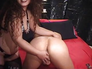 Diva tits Diva fucking man in his ass