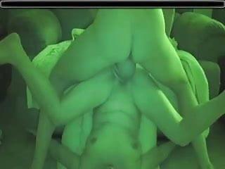 Hombres stripper Pareja ardiente hombre con pene grande