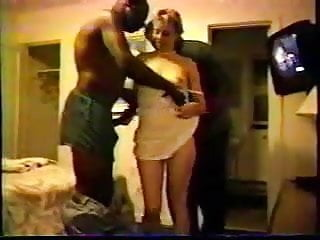 Homemade amature black porn - Hs1 amature husband gives wife to big black cock