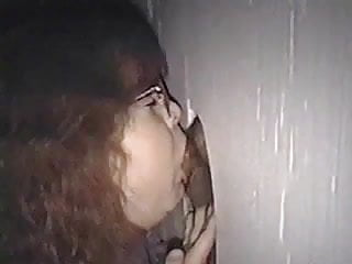 Redhead archive - Bbw head 109 glory hole classic video from the archives