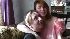 Russian mature slut