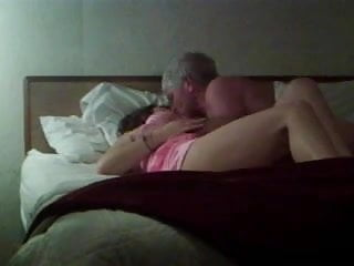 Co-worker naked in locker room - Cheating wife fucks with co-worker in the hotel room