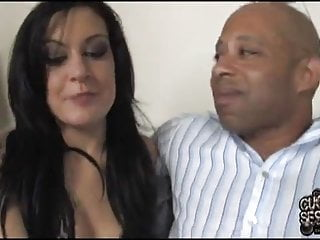 Free porn dogfart Bitch wife cheating with big black cock in front of cuckold