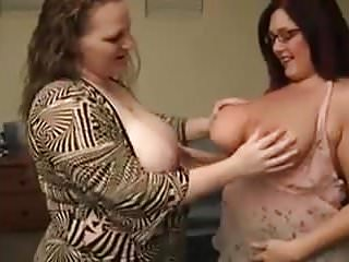 Fat eating porn Big fat lesbian maids eat each other out