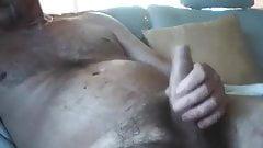 Old man daddy cum on cam 89
