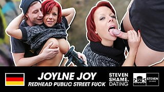 8inch DICK DOGGYSTYLES MILF: JOLYNE JOY! StevenShame.dating