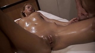 masseur did a massage and fucked
