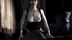 Resident Evil Sex Cartoon Porn Hentai