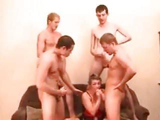 Russian mom gangbang torrent - Mature fucks hard 4 boys