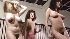 Girls Girls Girls - vintage British big boobs dancers